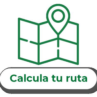 Icono para abrir el mapa de Metro de Málaga y calcular tu ruta