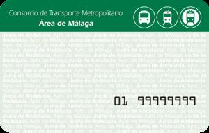 Tarjeta Monedero Consorcio de Málaga