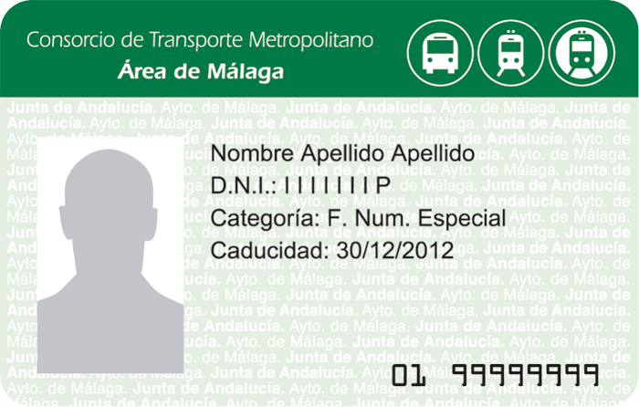 Transport Consortium Card for large families