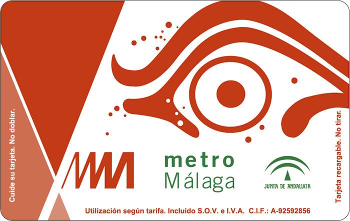 Metro Málaga Occasional ticket