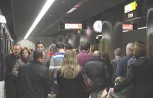 Horarios Metro Málaga