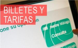 Papel tarifas Metro