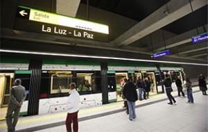 Usar el metro
