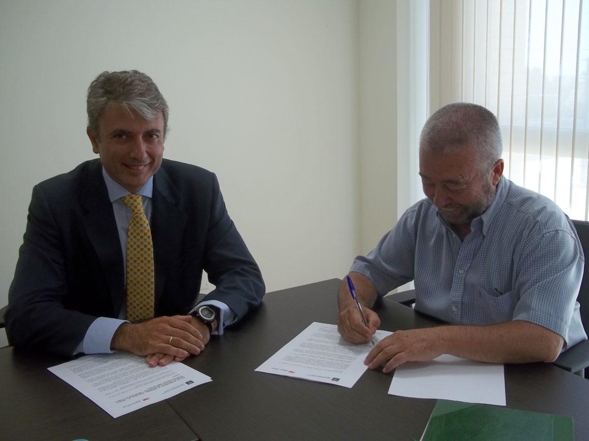 La Junta y Metro Málaga firman la renovación del contrato de concesión del servicio