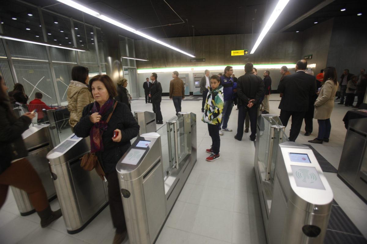Colectivos ciudadanos y asociaciones de la sociedad civil pueden desde mañana participar en las pruebas en blanco del metro