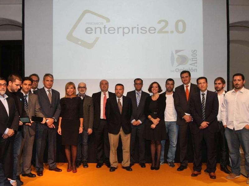 Metro de Málaga gana la IV edición de los Premios Enterprise 2.0