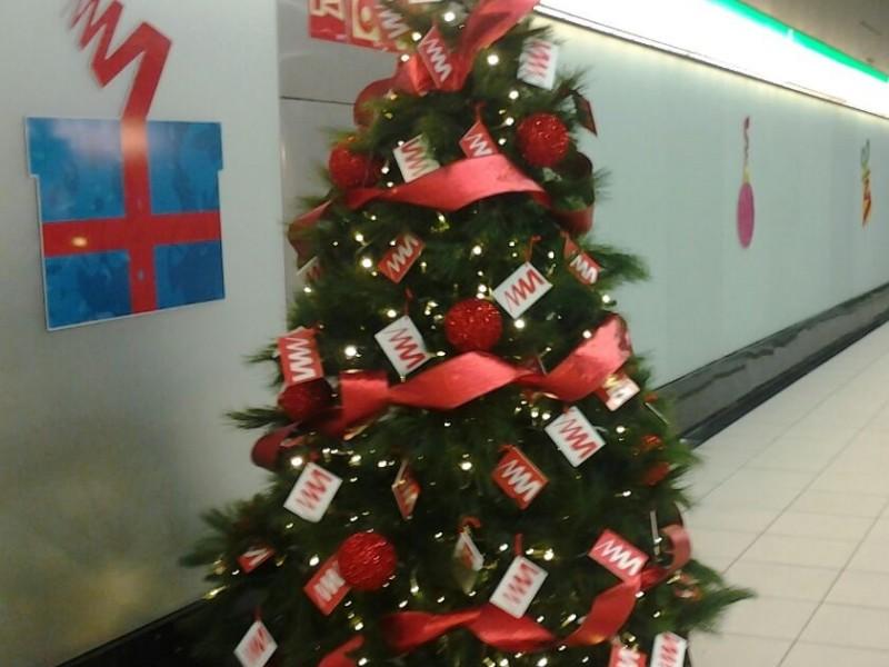 Metro de Málaga celebra la llegada de la Navidad con una amplia programación de actividades para toda la familia