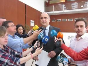 Declaraciones Javier Pérez Fortea
