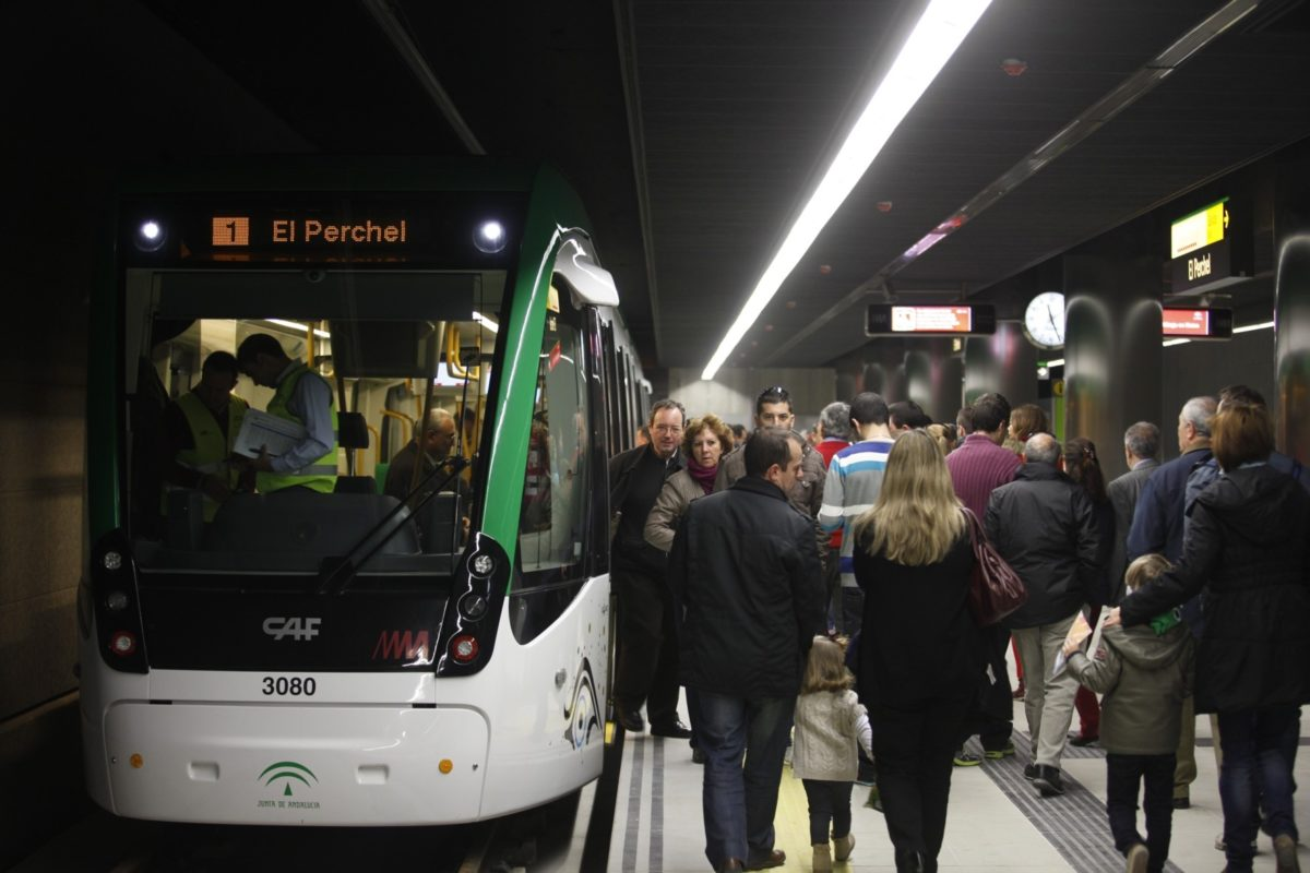 Metro de Málaga obtiene la certificación AENOR a su gestión de calidad, medioambiental y de seguridad y salud laboral