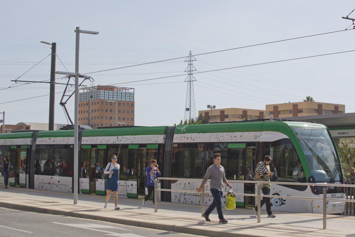 Metro de Málaga crece un 9,5% en el número de viajeros entre enero y septiembre, respecto al año anterior
